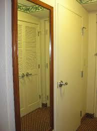 bathroom door and full length mirror picture of hilton garden