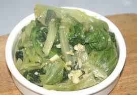salade verte cuite recette cuisine salade cuite aux plaisirs culin air de