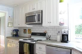 extraordinary white subway tile backsplash grout color pictures