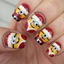 563 best holiday season nail art images on pinterest holiday