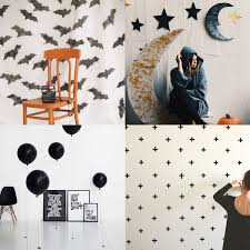 cool halloween photo backdrop ideas mollie makes
