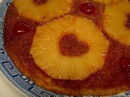 heart shaped pineapple upside down cake cold weather special