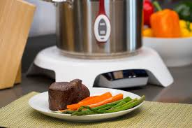 trending kitchen gadgets at ces 2018 guided cooking with smart appliances was a big trend