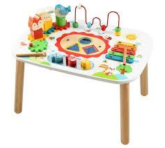 Buy Elc Wooden Activity Table Activity Toys Argos