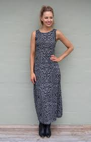 summer dress boat neck maxi dress women s black grey wool maxi summer