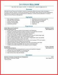 Human Resource Director Resume Sample Resume For Human Resources Director
