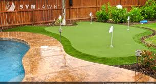 Small Backyard Putting Green Backyard Putting Greens The Backyard Site