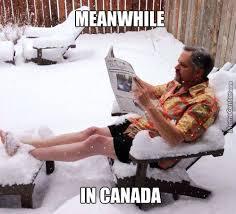 Canada Snow Meme - small canada meme dump album on imgur