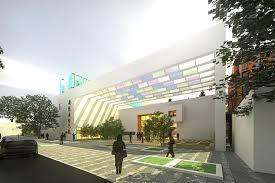 vanke art center xuhui district