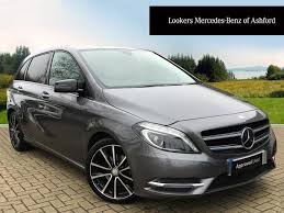 mercedes benz b class b200 cdi blueefficiency sport grey 2014 06