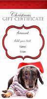 free holiday gift certificates templates to print vintage santas