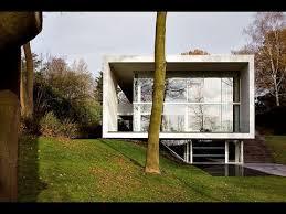 Modern  Minimalist House Design  Modern House In Belgium Genets - Modern minimalist home design