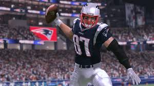 rob gronkowski is the next madden nfl cover athlete other sports