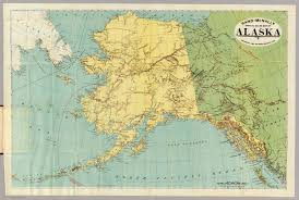 Hoonah Alaska Map by Maps
