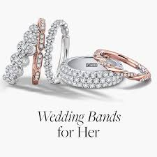 rings bands images Wedding bands wedding rings for him her a jaffe svg