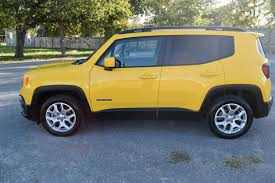 Yellow Jeep Renegade For Sale Used Cars On Buysellsearch