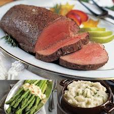 chateaubriand cuisine chateaubriand complete meal