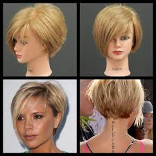 the wedge haircut instructions victoria beckham inspired haircut tutorial thesalonguy youtube