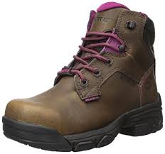 womens boots toe amazon com wolverine s merlin 6 inch waterproof comp toe
