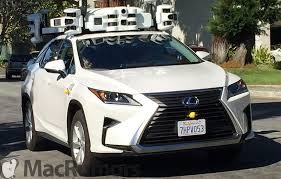used lexus for sale sydney new apple suvs with expansive autonomous driving lidar setup