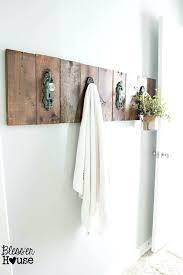 bathroom towel hook ideas towel hook rack yannickmyrtil com