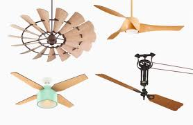 Unique Ceiling Fans Unique Ceiling Fans To Really Underscore Any Style You Choose For