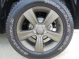 2008 jeep patriot rims jeep patriot wheels ebay