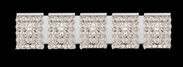 crystal bathroom light fixtures home design ideas and inspiration
