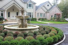circular driveway fountains 81 best fountain images on pinterest