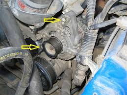 2003 toyota tundra alternator idler pulley bearing failure what to do toyota fj cruiser forum