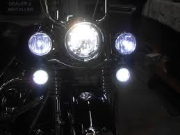 Cyron Led Light Strips by Led Upgrade On This 98 Road King The Guys Replaced The Stock