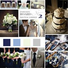 navy and white striped ribbon nautical summer navy blue wedding color palette the navy and