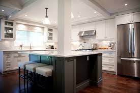 split level kitchen island don t dis the bi level and split level susan yeley interiors
