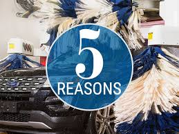 just a car for the more than just a clean car five reasons to own a carwash ryko