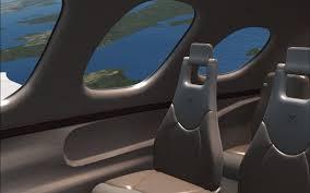 Cirrus Sf50 Interior Flightsim Developers Cirrus Vision Sf50 For Flight Simulator X