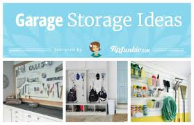 15 best diy garage organization ideas tip junkie