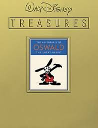 rabbit dvd walt disney treasures the adventures of oswald the lucky rabbit
