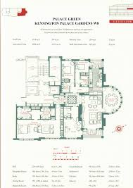 kensington palace floor plan bse mayfair luxury london real estate