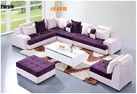 5 pcs alibaba carved purple red blue brown velvet sofa set couch
