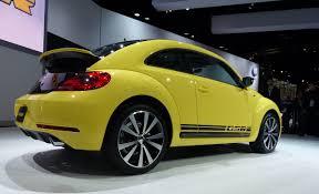 the original volkswagen beetle gsr watch the 2014 volkswagen beetle gsr debut at the chicago auto