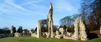 Historical Description Of Suffolk England Thetford Priory English Heritage