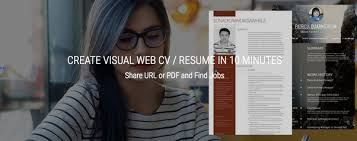 What Is Visual Resume 7 Answers What Is The Best Free Online Tool To Create Visual