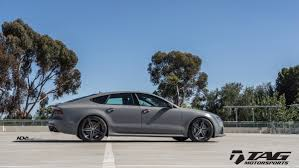 nardo grey nardo gray never looked this good a 2017 audi rs7 with adv 1 u0027s