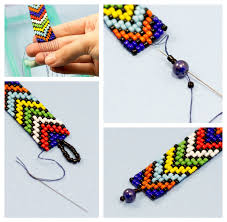 Basic Diy Loom And Woven by African Diy Bead Loom Bracelet Bead Loom Bracelets Loom