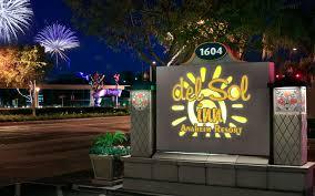 Anaheim Zip Code Map by Anaheim Ca Hotel Del Sol Inn Across From Disneyland