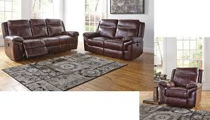 Top Grain Leather Living Room Set by Furniture Bedrooms Water Beds Dining Rooms Living Rooms Home