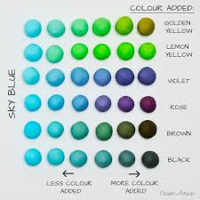 100 colour shades with names color chart indianproduct com