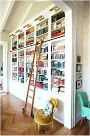 Houzz Bookcases Bookcase Bookcase With Ladder And Rail Uk Shelf Ladder Australia
