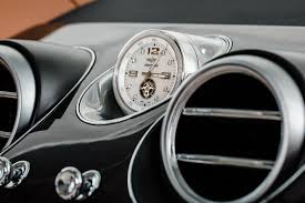 bentley suv inside bentley bentayga clock is the most expensive car option ever carwow