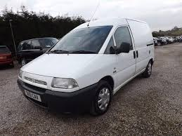 used 2002 citroen dispatch 1 9 d 815 panel van 5dr for sale in